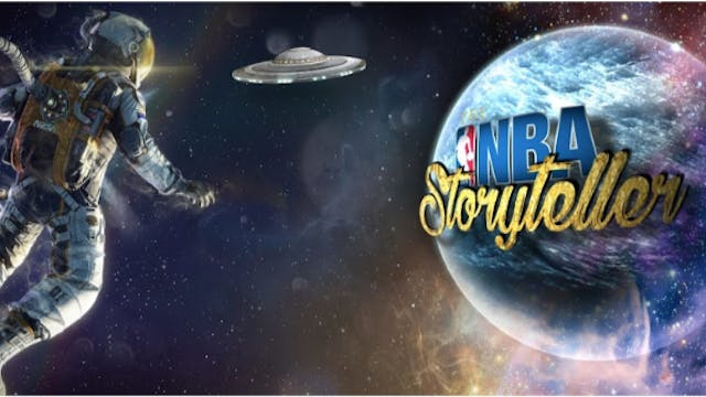 The NBA Storyteller