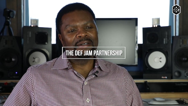 J. Prince Speaks About Working With Def Jam