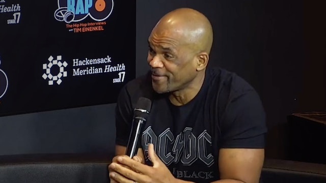 "Darryl ""DMC"" McDaniels Discusses The Importance Of Being Different In Hip-Hop"