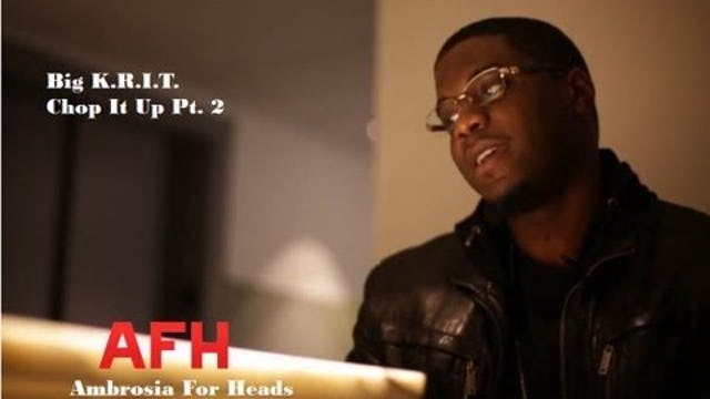 Big K.R.I.T. Discusses His King Remembered in Time Mixtape, Pt. 2