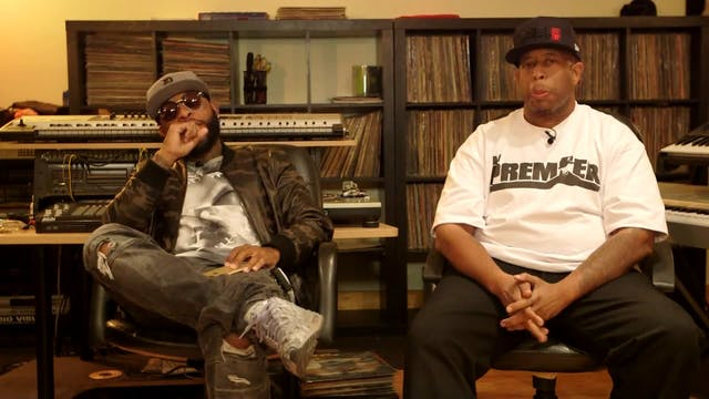DJ Premier & Royce 5'9 Talk All Thing...