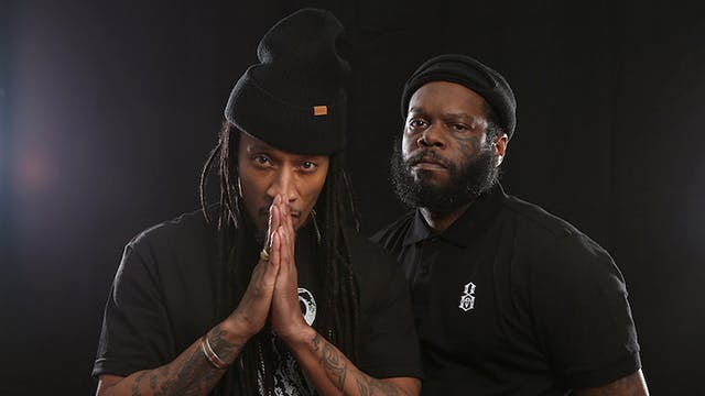Smif-N-Wessun Discuss Giving 25 Years...
