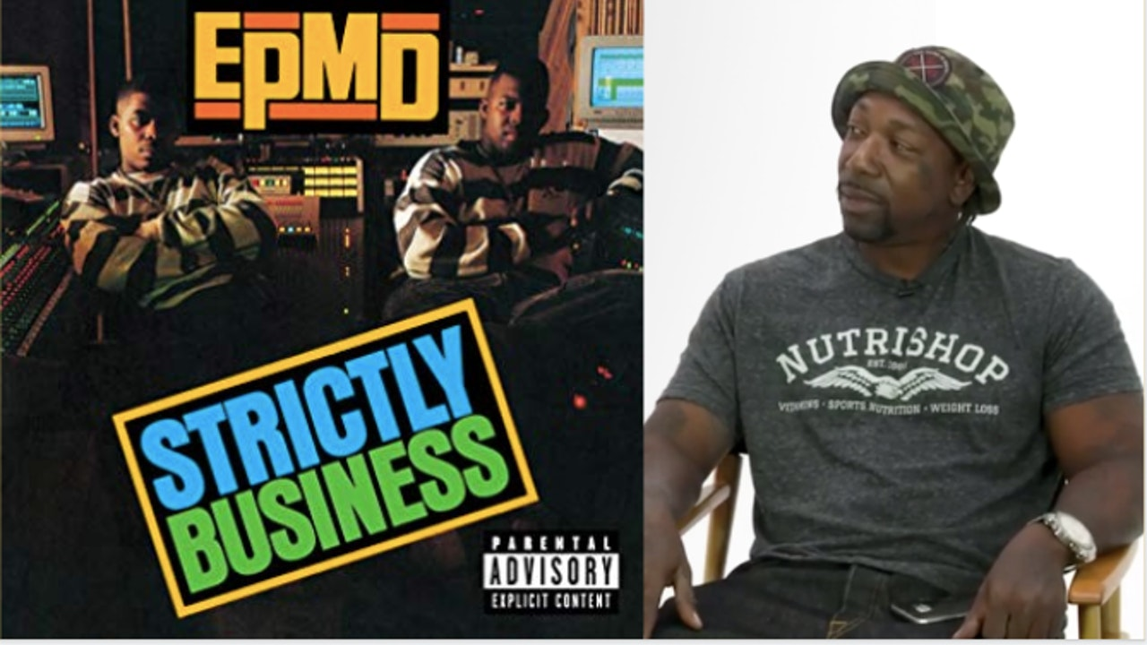 MC Eiht Explains Why EPMD's Strictly Business Is Rap's Best Album