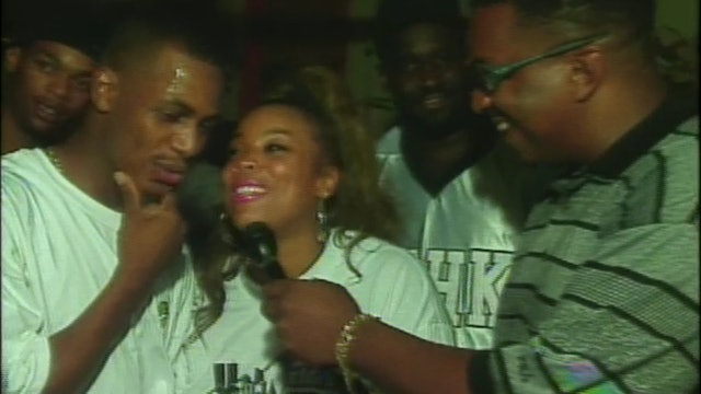 Wendy Williams Takes Over Video Music Box & Interviews AZ