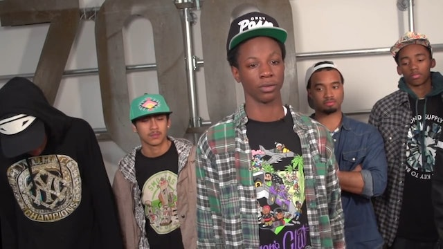 Joey Bada$$ Details The Origins Of His Pro Era Crew