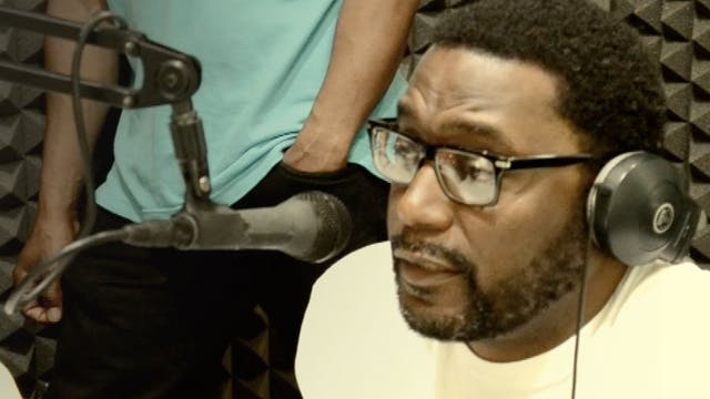 Big Daddy Kane Freestyles & Discusses...