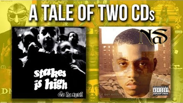 Nas, De La Soul & How Underground Hip-Hop Started