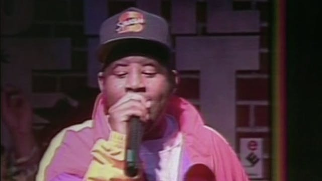 Brand Nubian Perform Drop The Bomb In...