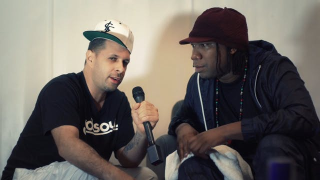 KRS-One Discusses Where To Find Real ...