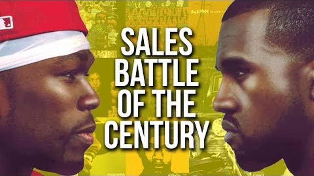 How Kanye West vs. 50 Cent Rejuvenated Rap & Changed Their Careers
