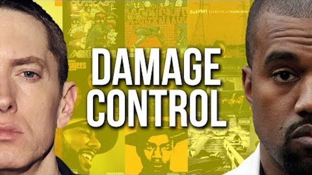 Eminem & Kanye West: Damage Control