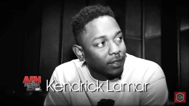 Kendrick Lamar: Where It All Began