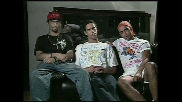 The Rock Steady Crew's Crazy Leggs Sp...