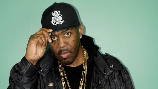Erick Sermon Discusses His Vernia Alb...