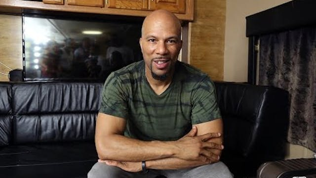 Common Discusses the 15th Anniversary...