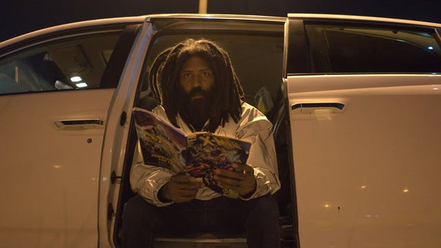 "Murs Details Making ""The Iliad Is Dea..."