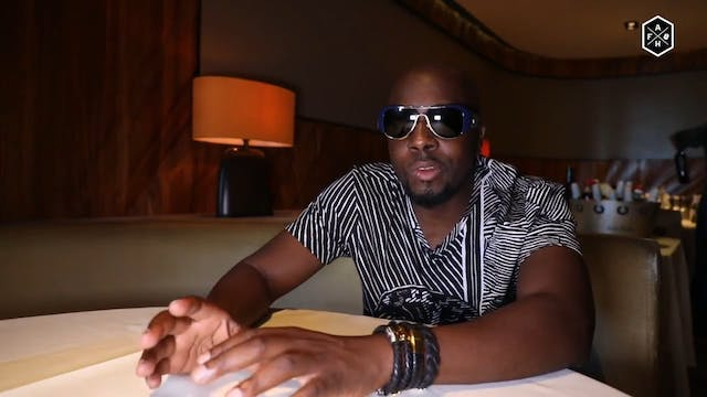 Wyclef Jean Discusses The Carnival II...