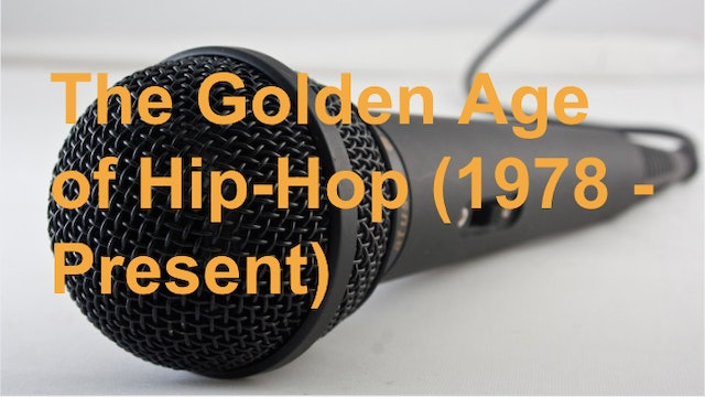 Finding The GOAT: The Golden Age of Hip-Hop (1978 - Present) (Part 2)