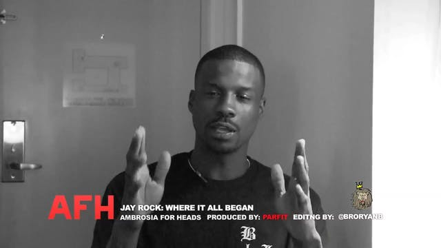 Jay Rock: Where It All Began