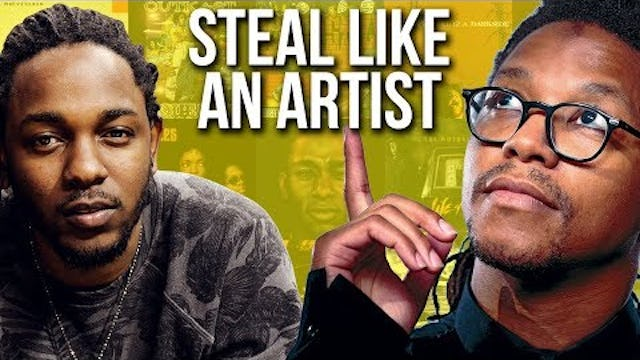 Kendrick Lamar vs. Lupe Fiasco: Steal Like An Artist