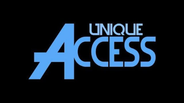 Unique Access With Soren Baker