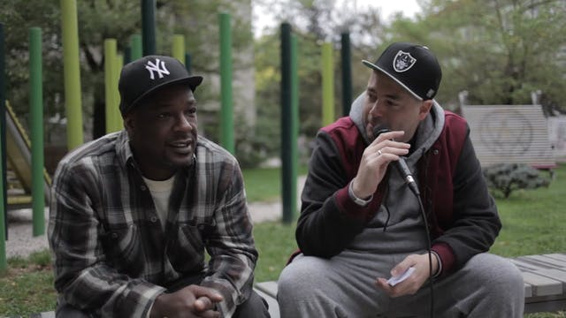 O.C. Discusses Touring With Big L, Th...