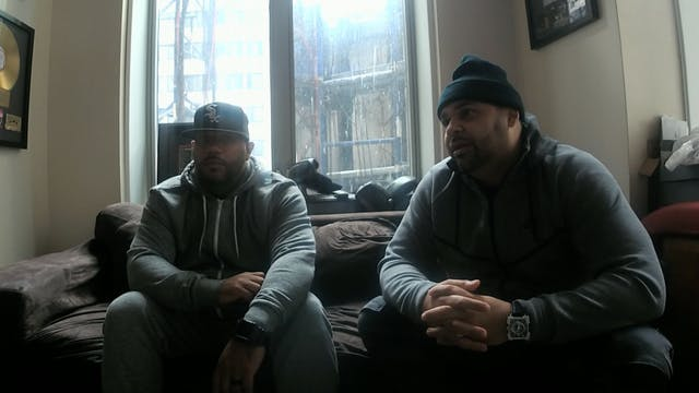 Apollo Brown & Joell Ortiz Discuss Th...