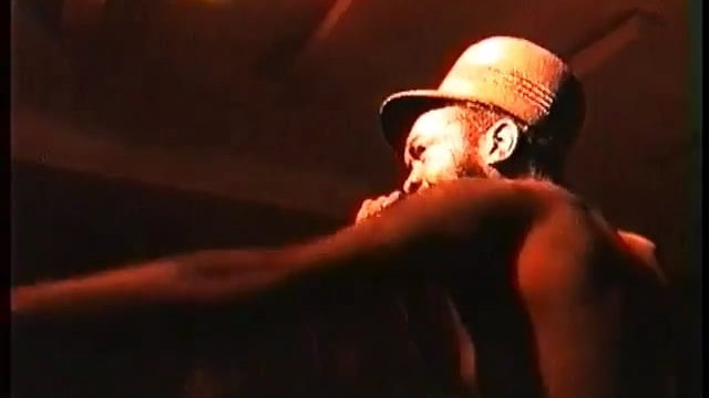 Jeru The Damaja Rocks The Stage In Croatia In 1999