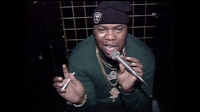 Biz Markie Freestyles On The Toilet To Show He's The Shhh...