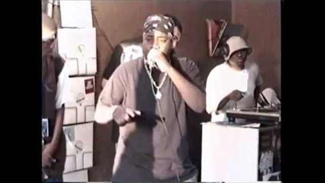 Lord Finesse Freestyles At Fat Beats In 1996