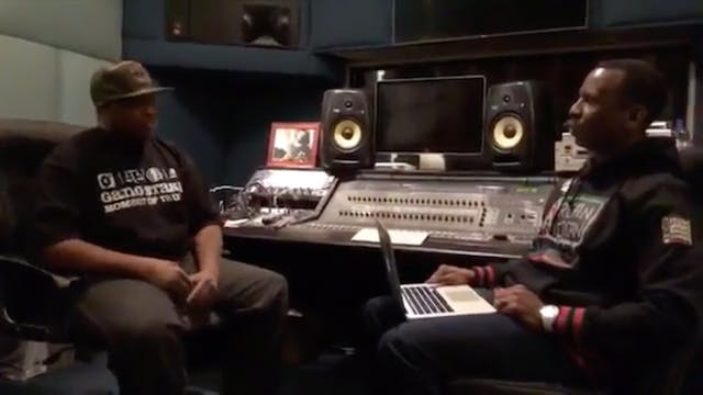 DJ Premier Discusses The Making Of Ga...