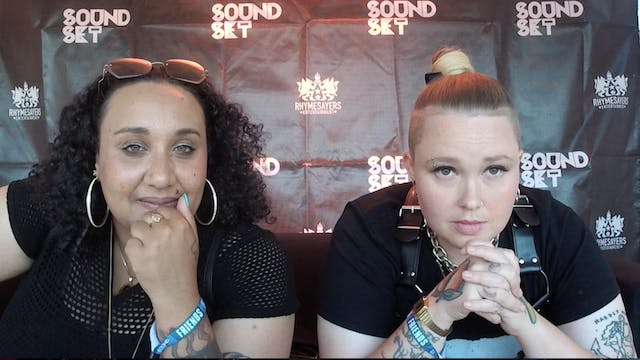 Blimes And Gifted Gab Tell Their Story & Kick A Verse Worth Talking About
