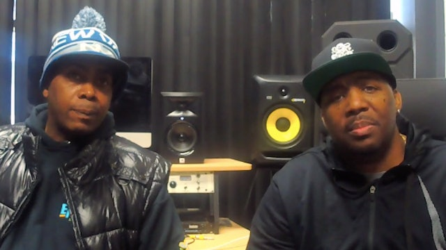 EPMD Are Working On A New Album & It's Big Business