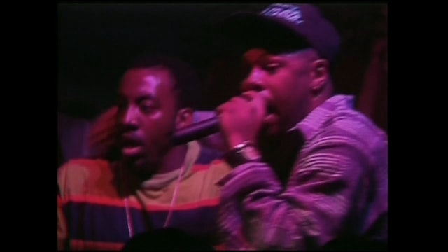 "Pete Rock and CL Smooth Perform ""They Reminisce Over You (T.R.O.Y."") In 1992"