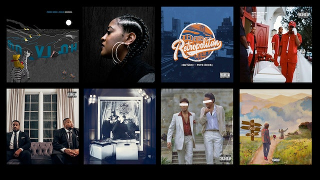 Ambrosia For Heads' Top 15 Hip-Hop Albums Of 2019 List