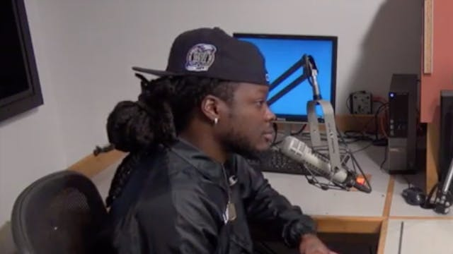Oswin Benjamin Discusses His Godrey A...