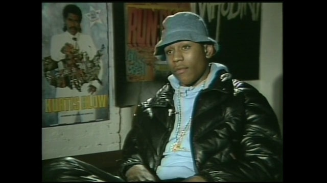 LL Cool J Discusses How He Broke Into The Music Business (1985)