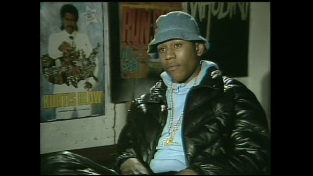 LL Cool J Discusses How He Broke Into...