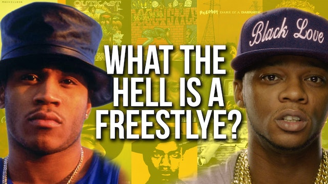 "What Is The Real Definition Of A ""Freestyle?"""