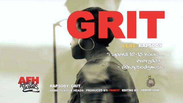 Rapsody: GRIT