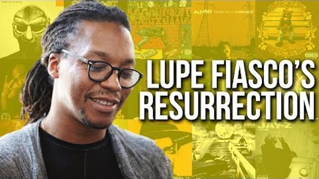 Lupe Fiasco Returns With A New Album That's Deeper Than Rap