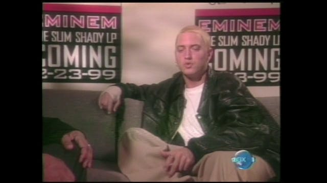 Eminem Discusses The Slim Shady LP In...
