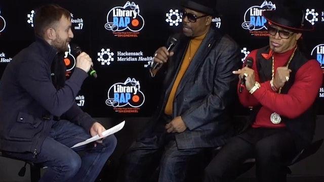 Grandmaster Caz & Grandmaster Melle Mel Discuss Their Hip-Hop Legacies