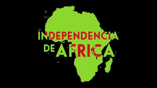 Independencia de África (with Portuguese subtitles)