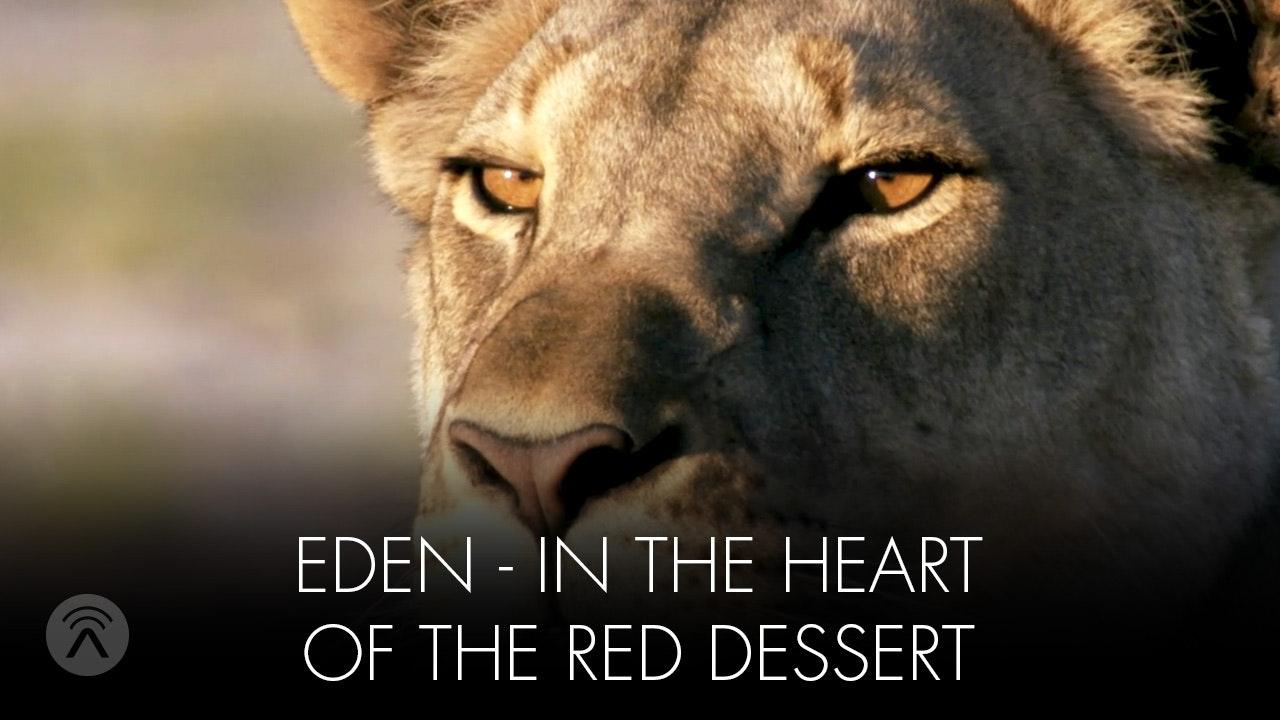 Eden in the Heart of the Red Desert