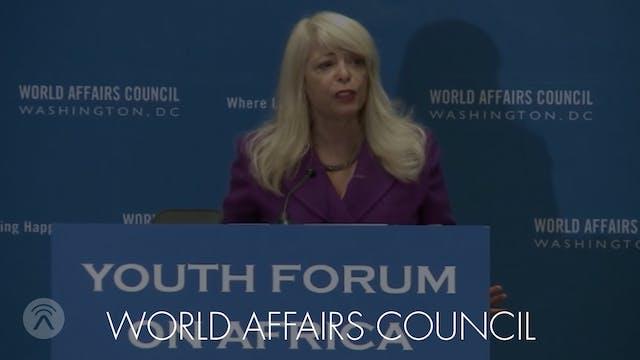 Linda Thomas-Greenfield at World Affairs Council