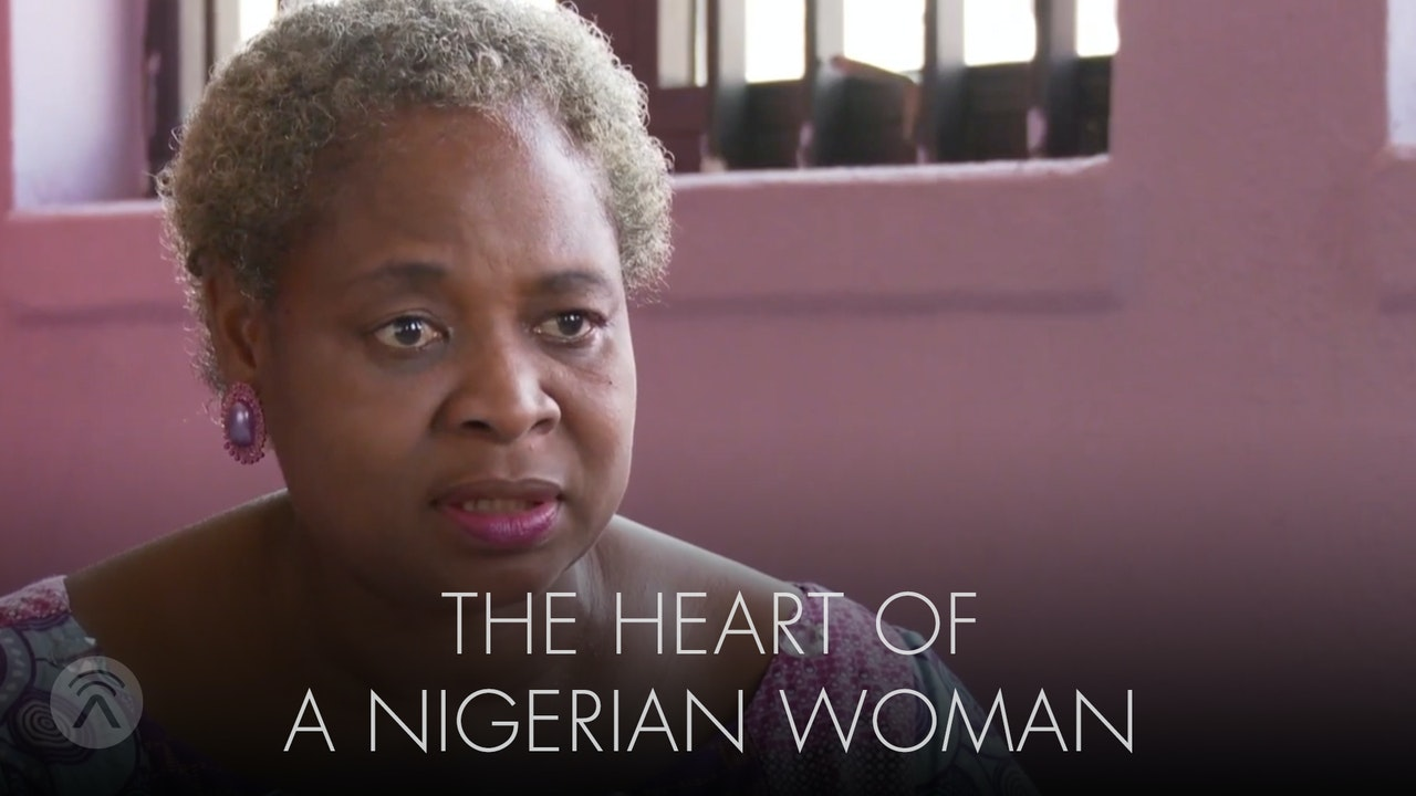 The Heart Of a Nigerian Woman
