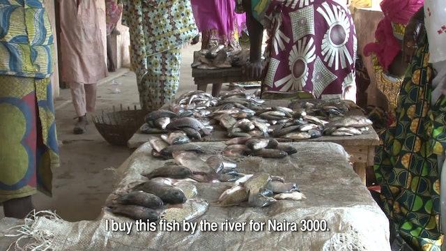 Life Along River Benue
