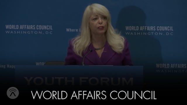 Linda Thomas-Greenfield At World Affa...