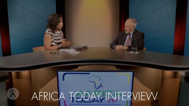 Africa Today Interview - US Assistant Secretary for Africa Herman Cohen